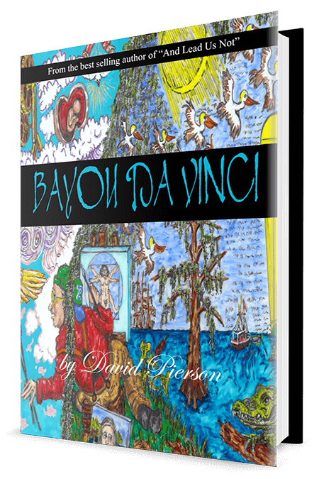 Bayou Da Vinci by David Pierson